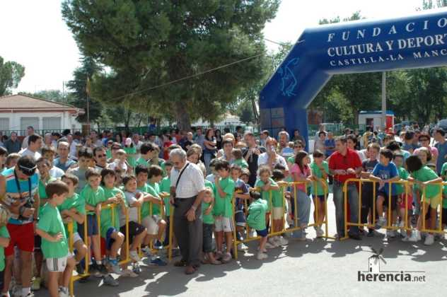 "XXXI carrera popular de herencia ciudad real 2007 foto 320 632x420 - Gran participación en la XXXI Carrera Popular ""Villa de Herencia"""