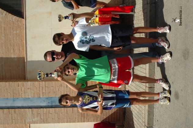 "XXXI carrera popular de herencia ciudad real 2007 foto 330 632x420 - Gran participación en la XXXI Carrera Popular ""Villa de Herencia"""