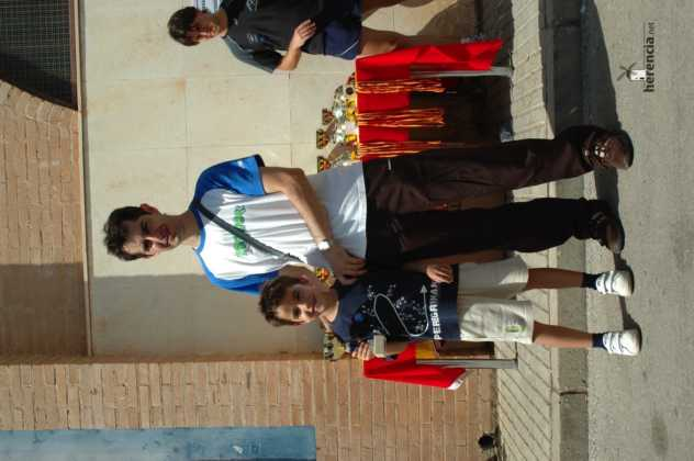"XXXI carrera popular de herencia ciudad real 2007 foto 331 632x420 - Gran participación en la XXXI Carrera Popular ""Villa de Herencia"""