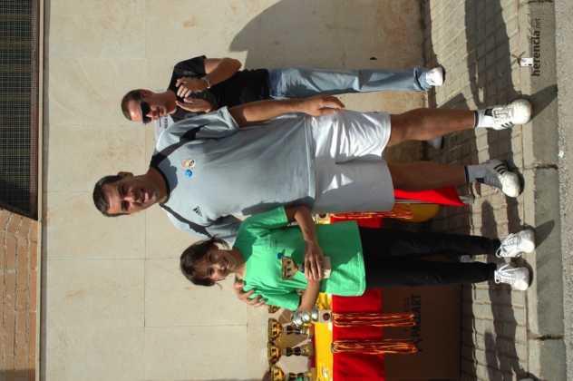 "XXXI carrera popular de herencia ciudad real 2007 foto 337 632x420 - Gran participación en la XXXI Carrera Popular ""Villa de Herencia"""