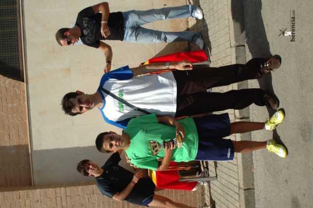 "XXXI carrera popular de herencia ciudad real 2007 foto 340 632x420 - Gran participación en la XXXI Carrera Popular ""Villa de Herencia"""