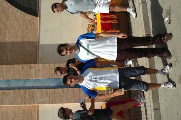 "XXXI carrera popular de herencia ciudad real 2007 foto 371 632x420 - Gran participación en la XXXI Carrera Popular ""Villa de Herencia"""