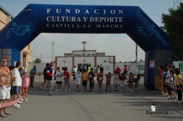 "XXXI carrera popular de herencia ciudad real 2007 foto 38 632x420 - Gran participación en la XXXI Carrera Popular ""Villa de Herencia"""