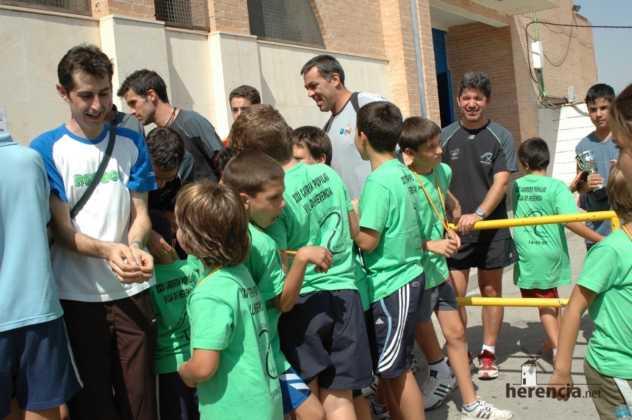 "XXXI carrera popular de herencia ciudad real 2007 foto 386 632x420 - Gran participación en la XXXI Carrera Popular ""Villa de Herencia"""