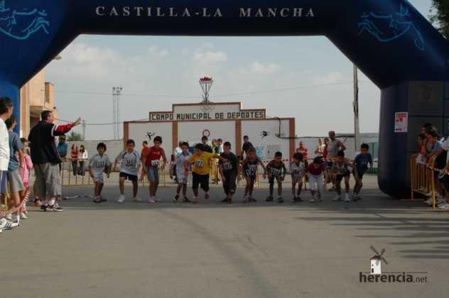 """Gran participación en la XXXI Carrera Popular """"Villa de Herencia"""" 356"""