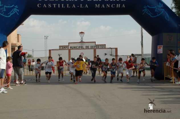 """Gran participación en la XXXI Carrera Popular """"Villa de Herencia"""" 355"""
