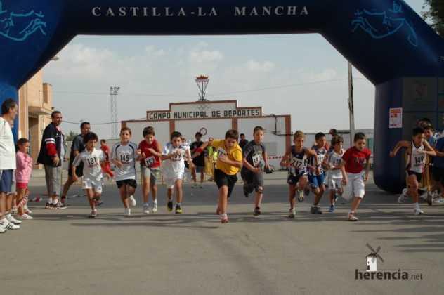 """Gran participación en la XXXI Carrera Popular """"Villa de Herencia"""" 353"""