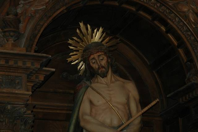 Cristo del Consuelo - Herencia