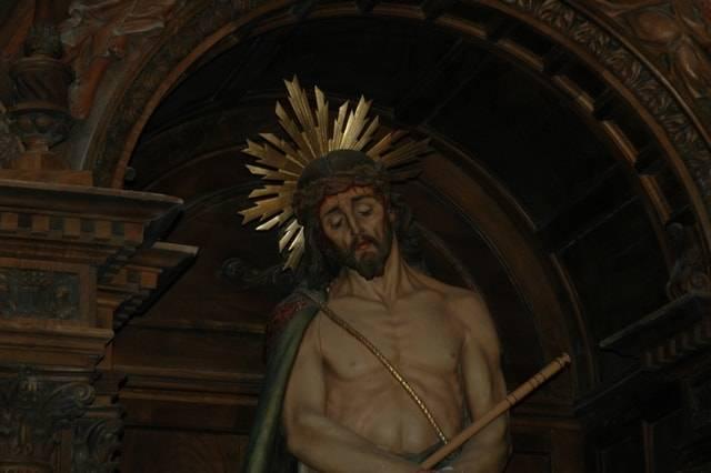 cristo del consuelo herencia - Semejantes. Herencia y Crevillente unidos por la imagen de un Cristo
