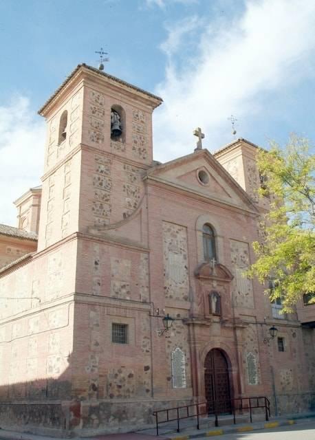 Iglesia de La Merced - Herencia