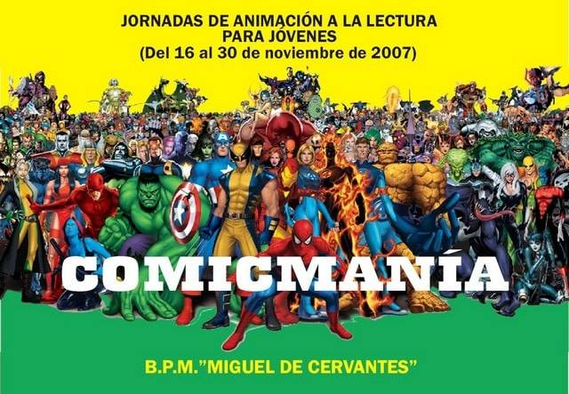 Cartel Comicmania
