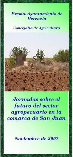 Cartel Jornadas de Agricultura