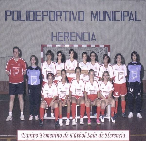 Equipo Femenino de Fútbol Sala de Herencia