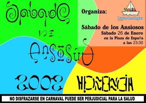 """sabado de los ansiosos 2008 carnaval de herencia 465x328 - """"II Sábado de los Ansiosos"""" en el Carnaval de Herencia 2008"""