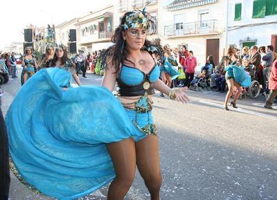 hrerencia colorido - Desfile de Carnaval de Herencia, una referencia de Interés Turístico