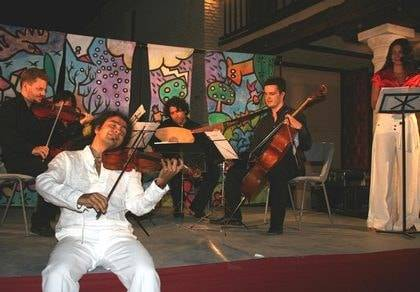 violinista libanés Ara Malikian