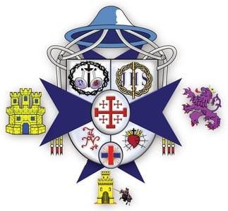 escudo juntadehermandades2 - Elecciones para la Junta de Hermandades y Cofradías de Pasión de Herencia