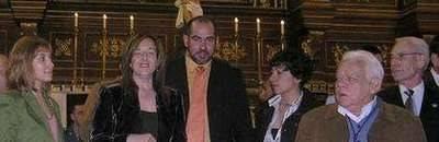 La Junta de Hermanadades de Herencia distingue a la Diputación. fragmento