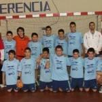 El Balonmano Infantil de Herencia juega este fin de semana el Campeonato Nacional 5