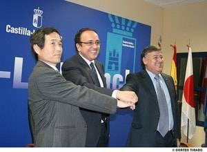 tecnove acuerdo mitsubishi 300x220 - Tecnove, distribuidor para España de tecnología Mitsubishi en refrigeración