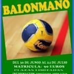 cartel curso monitor balonmano 150x150 - Curso de Entrenador de Balonmano