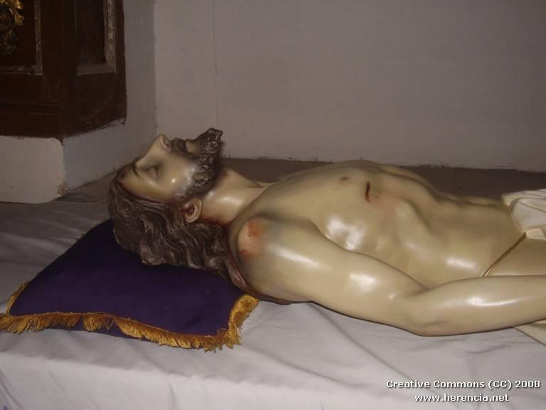 cristo yacente 006 - Imágenes del Santo Entierro