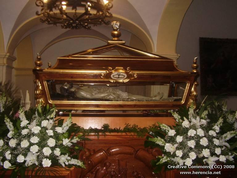 cristo yacente 020 - Imágenes del Santo Entierro