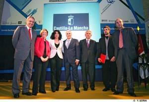 Foto Presentanción de Factoría Emprendedores de CLM