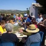 herencia mayores hierba a 150x150 - Éxito del encuentro de mayores