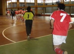 liga futbol sala - Se aproxima el comienzo de la liga de fútbol sala de verano