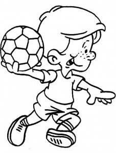 Balonmano Niño