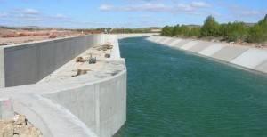 tuberiamanchega3 300x154 - La Confederación del Guadiana dice que el Tajo-La Mancha sólo será para abastecimiento y Las Tablas