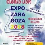 Voluntari@s de Herencia colaboran en la Expo Zaragoza 2008 3