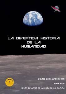 """cartel festival 2008 musica 212x300 - La Escuela Municipal de Música presenta """"La Divertida Historia de la Humanidad"""""""