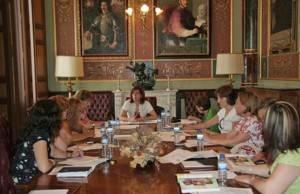 foro sobre politicas de igualdad de genero 300x194 - Herencia trabaja en el Foro de Políticas en Igualdad de Género