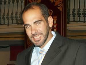 jesus fernandez almoguera 300x225 - Feria y Fiestas 2008: Alcalde de Herencia