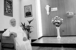 madre mercedaria sor maria - Sor Maria celebra sus bodas de diamante, 75 años de felicidad