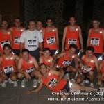 Éxito de la 1ª carrera popular nocturna de Herencia 59