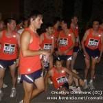 Éxito de la 1ª carrera popular nocturna de Herencia 76