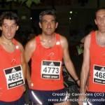 Éxito de la 1ª carrera popular nocturna de Herencia 82