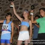Éxito de la 1ª carrera popular nocturna de Herencia 84