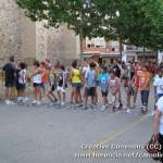 Éxito de la 1ª carrera popular nocturna de Herencia 68