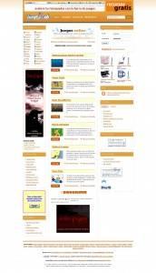 Captura de Juegos Web