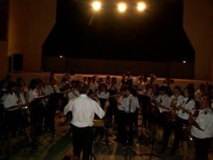 encuentro de bandas1 300x225 - El encuentro de Bandas de Herencia congrega a centenares de personas
