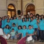 31 voluntarios herencianos colaboran en la Expo de Zaragoza 3