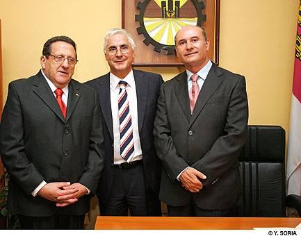 José María Barreda Inaugurará FERCAM 2008
