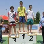"""El Club de Natación de Herencia participa en el """"Trofeo Diputación"""" 3"""