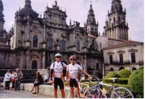 de herencia a santiago en bici 300x204 - El Camino de Santiago en 6 días, desde Herencia