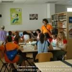 en la biblioteca municipal1 150x150 - Éxito de la III Gymkhana Cultural Barco de Colegas