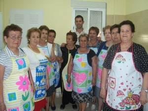 Once jubiladas de Herencia disfrutarán de un curso de cocina durante el mes de agosto 3